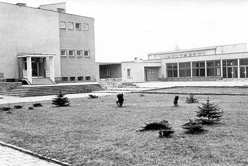 Budova nové školy